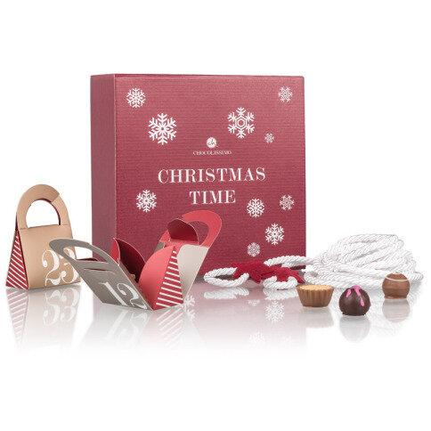 Chocolissimo - Adventný kalendár na zavesenie 310 g