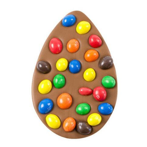 Chocolissimo - Čokoládové vajíčko s cukríkami 100 g