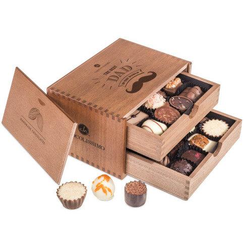 Chocolissimo - Chocolaterie pre otecka 250 g