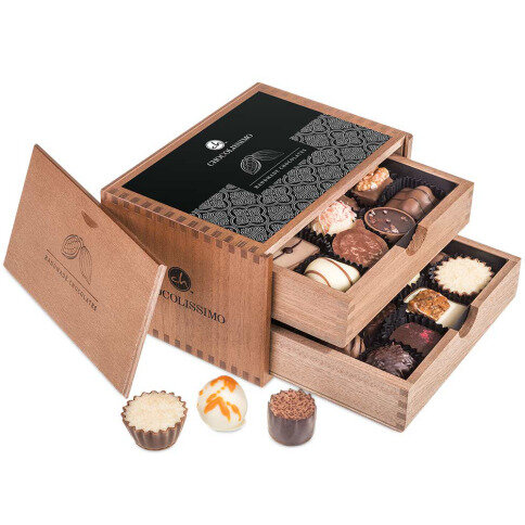 Chocolissimo - Chocolaterie 250 g