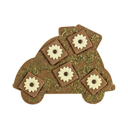 Chocolissimo - Mliečna čokoláda - autíčko s ligurčekom 125 g