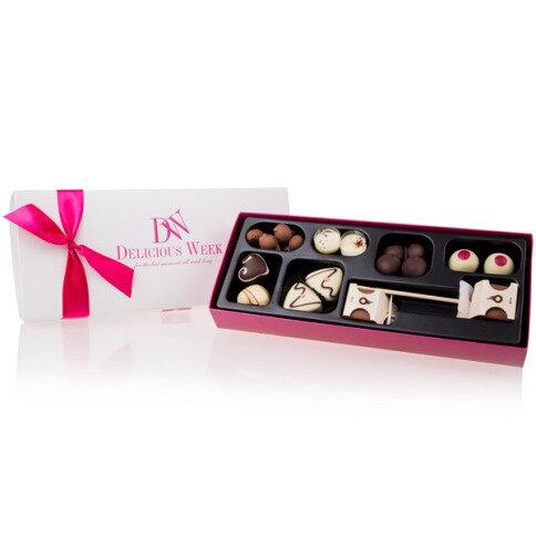 Chocolissimo - Čokoládový týždeň lásky 225 g