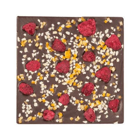 Chocolissimo - Dezertná čokoláda s malinami 100 g