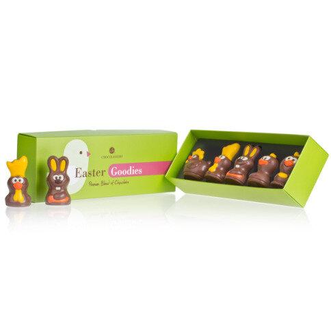 Chocolissimo - Veľkonočná partia - figúrky zvieratiek 100 g