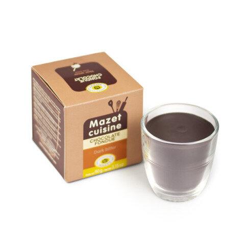 Chocolissimo - Čokoláda na fondue - horká 90 g