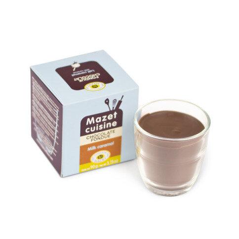 Chocolissimo - Čokoláda na fondue - karamel 90 g