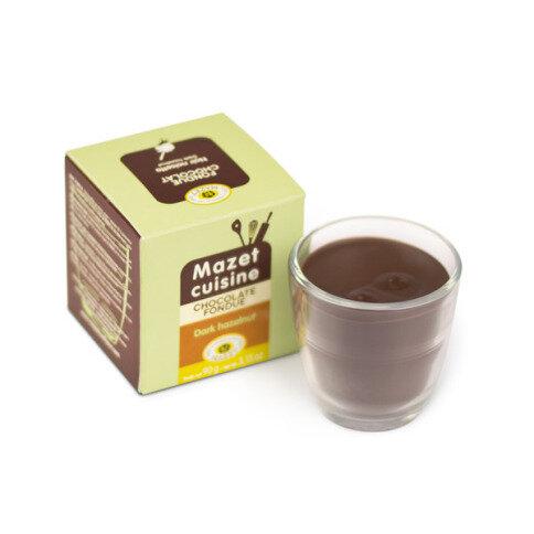 Chocolissimo - Čokoláda na fondue - oriešková. 90 g