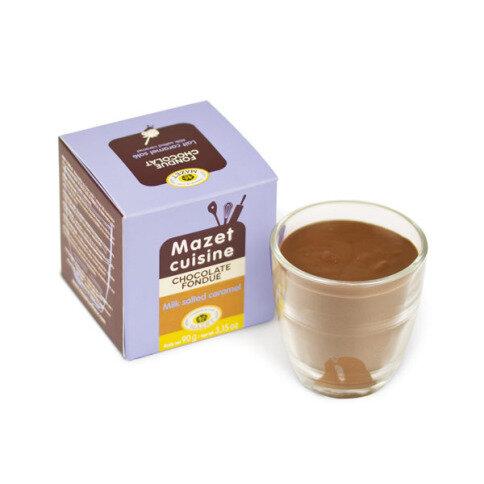 Chocolissimo - Čokoláda na fondue - slaný karmel 90 g