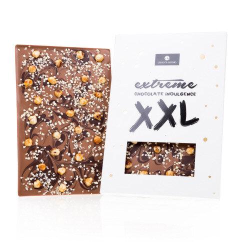 Chocolissimo - Vianočná čokoláda XXL - orechy 350 g