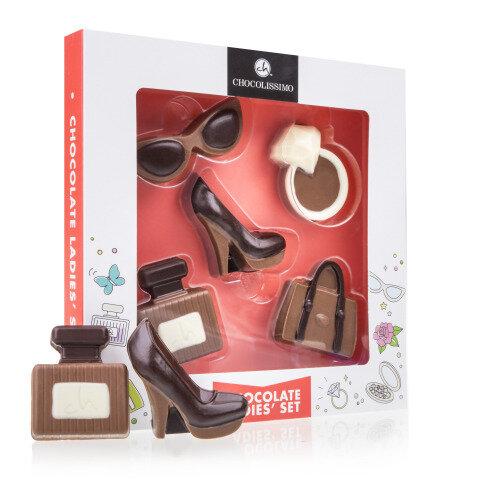 Chocolissimo - Dámské figurky z čokolády 100 g