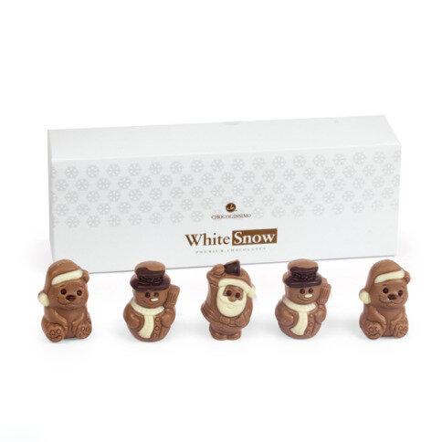 Chocolissimo - Vianočný čokoládový tím 75 g
